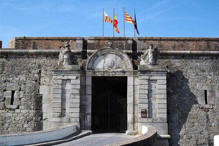 Castillo de San Fernando, Figueres