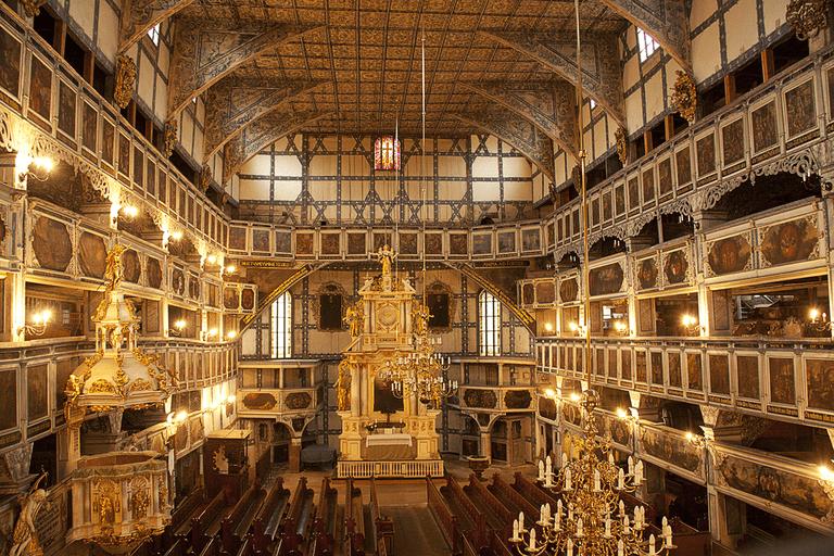 Peace Church, Jawor | © Eyez4yu / WikiCommons