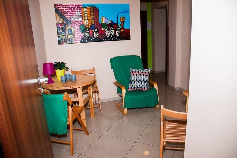 The cosy Kawuka Hostel in Zabrze, Poland | © Kawuka Hostel