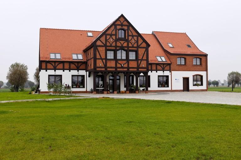 The splendid Folwark Żuławski Hotel | © Folwark Żuławski