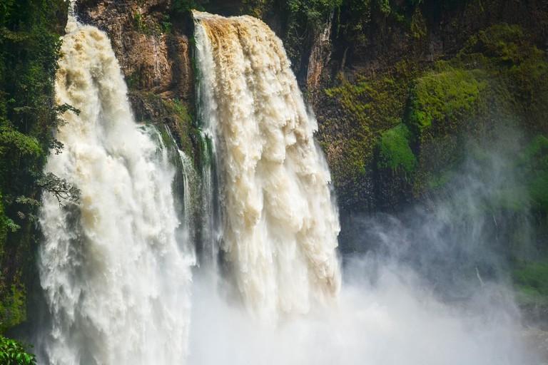 Ekom-Nkam Falls