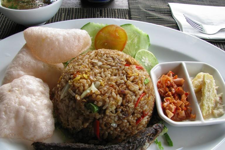 restaurants in perhentian islands