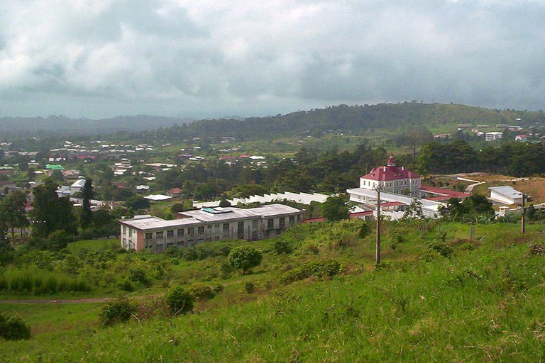 Prime Minister's Lodge Buea