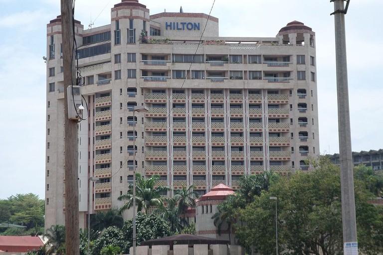 Hilton Hotel Yaoundé