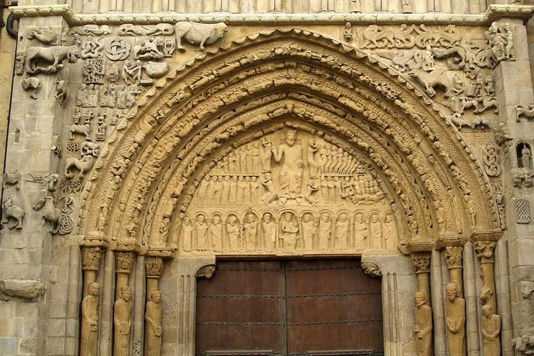 Santa Maria la Real, Sangüesa