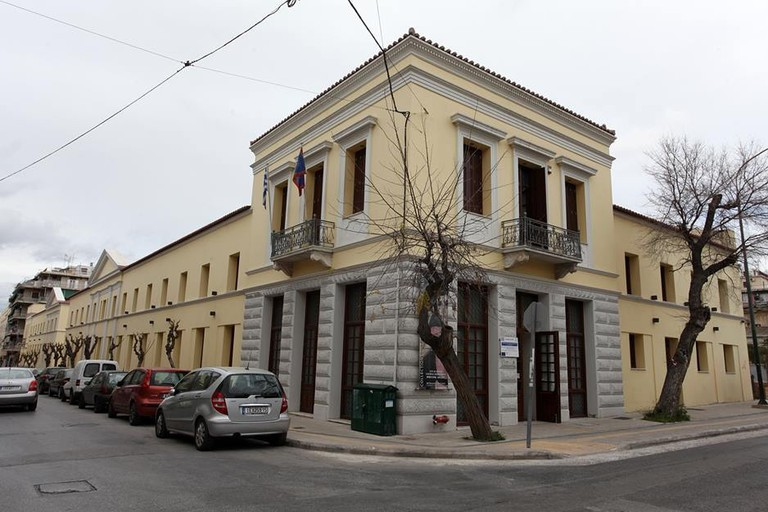 National Gallery in Athens