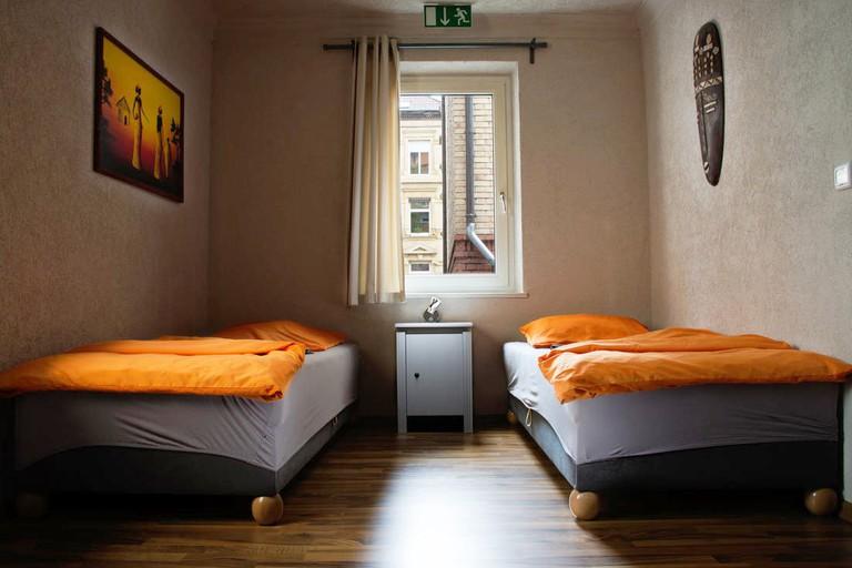 A room at Blaues Haus