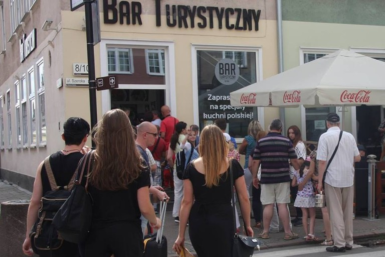 Typical queues at Bar Turystyczny in Gdańsk | © Bar Turystyczny