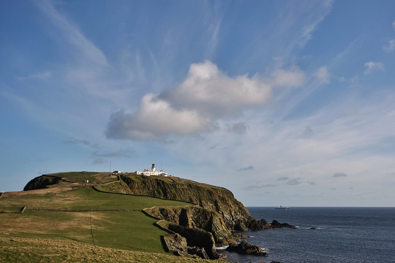 Sumburgh Head Lighthouse, Shetland