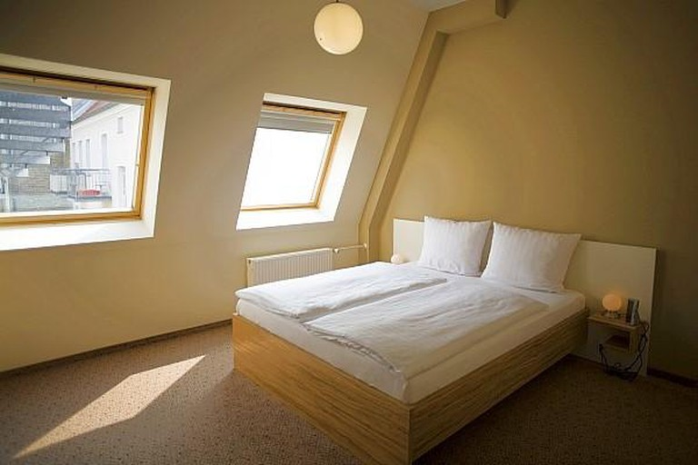 Double room at NU Hotel Berlin