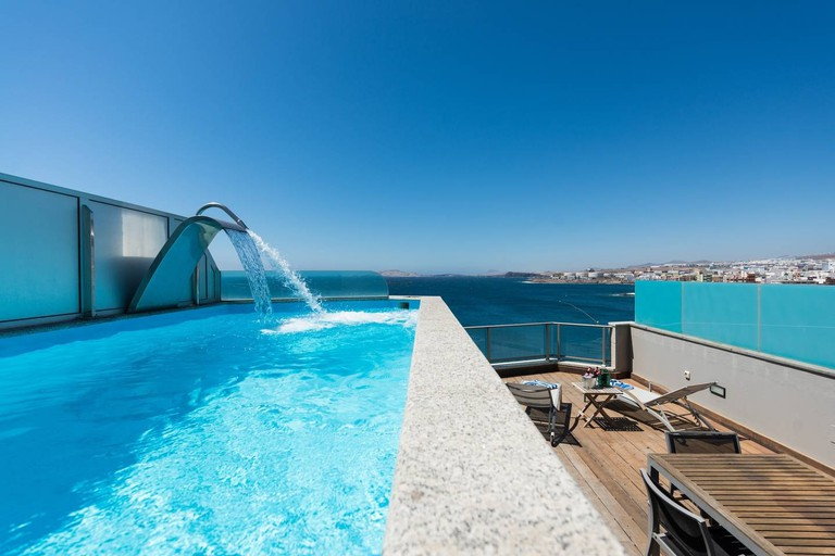 Airbnb - Penthouse with private swimming pool, Gran Canaria
