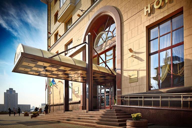 The stunning Hotel Minsk, Belarus | © Hotel Minsk