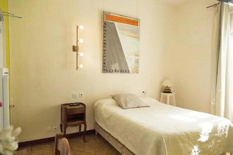 Guestroom at Hôtel La Madeleine