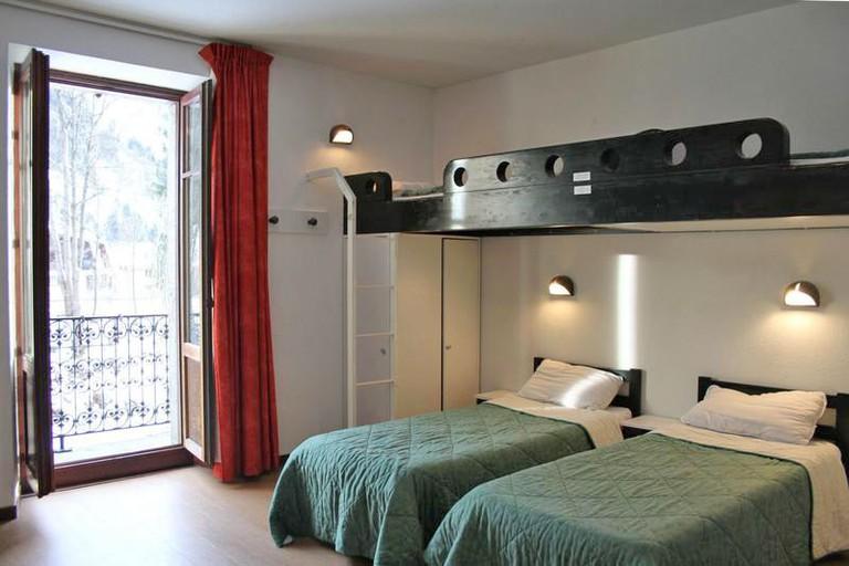 Bedroom at Sport Hostel Chamonix