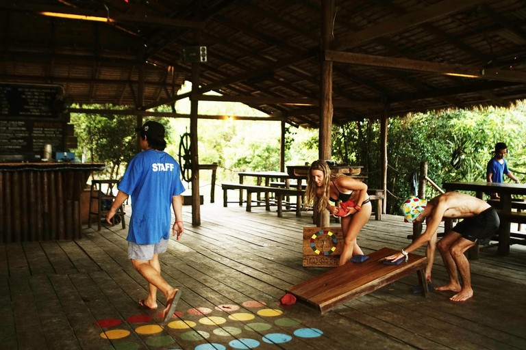 Mad Monkey Backpackers Resort Koh Rong Samloem