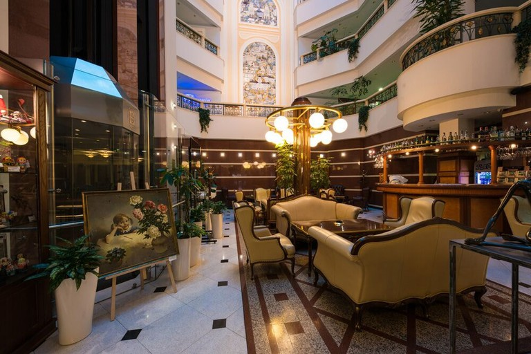 The elegance of Hotel Europe, Minsk | © Hotel Europe