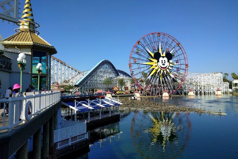 Disney California Adventure Park | © Ruth Hartnup/Flickr