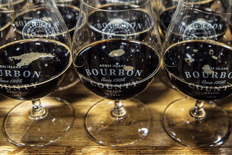 Bourbon County 2013 on tap