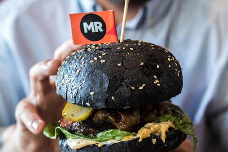 The Black Mamba at Black Real Burgers | © Black Real Burgers