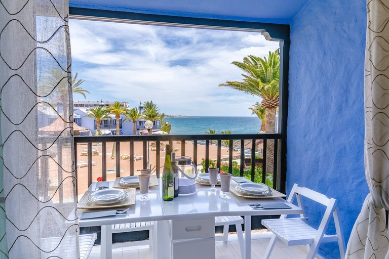 Airbnb - Extra luxury beachfront apartment with 2 bedrooms, Gran Canaria