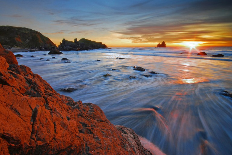 Oregon, coast