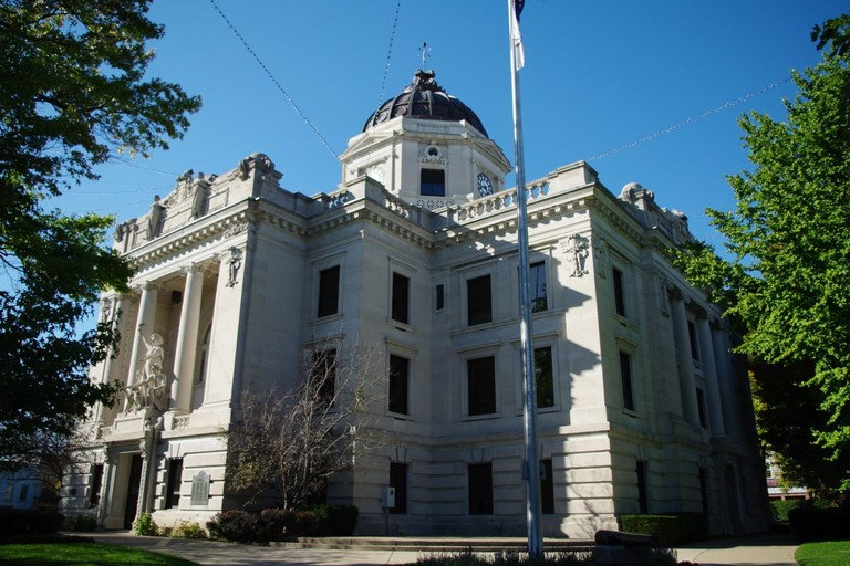Monroe County Courthouse | © StevenW/Flickr