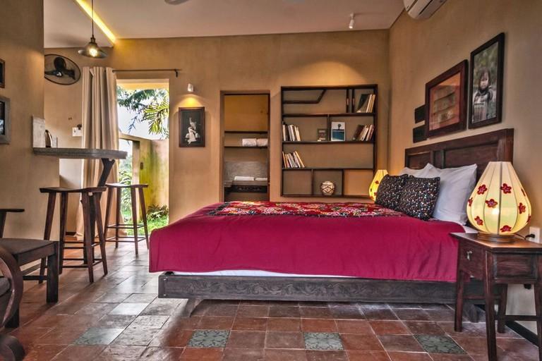 Guest room at An Villa