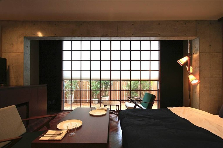Stylish penthouse apartment