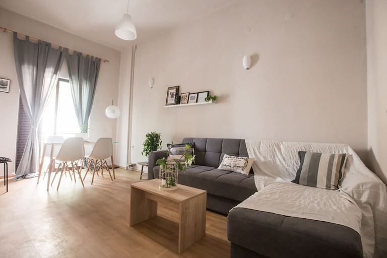 Bright and cosy apartment in Heraklion