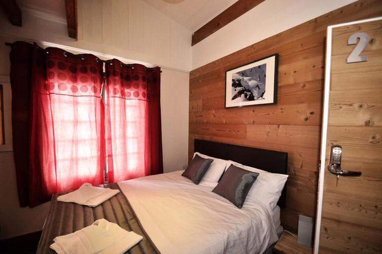 Guestroom at Chamonix Lodge