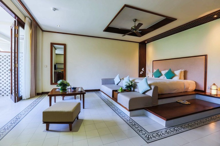 Guest room at Almanity Hoi An Wellness Resort