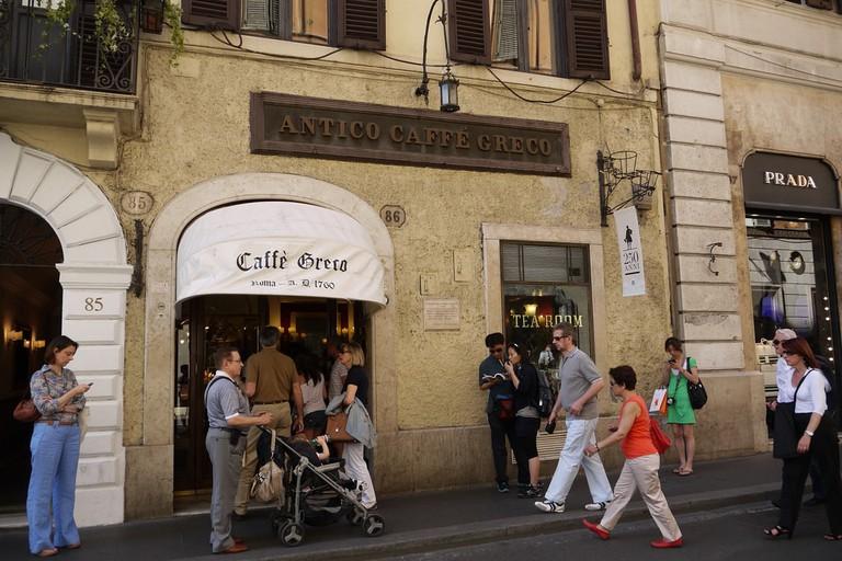 Antico Caffe Creco