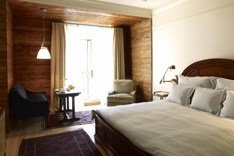 The Greenwich Hotel is the height of luxury