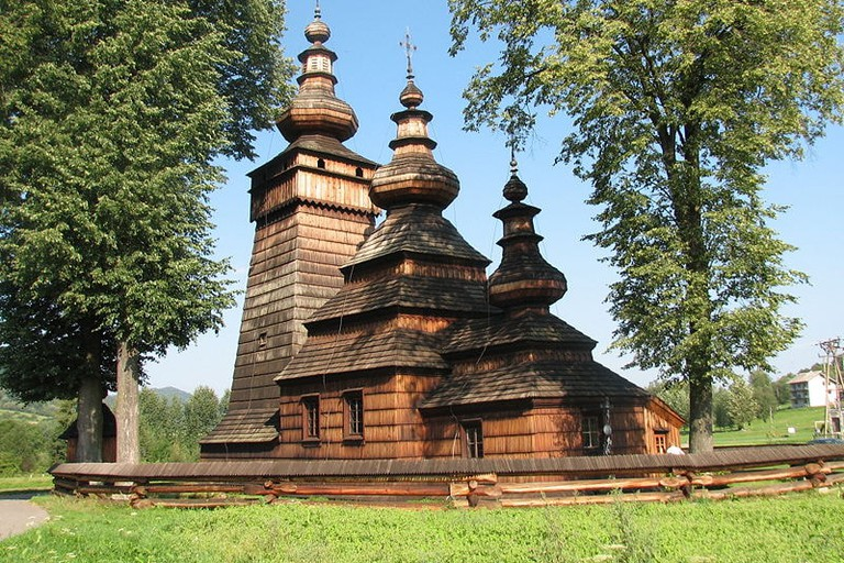 St. Paraskevi Church, Kwiatoń | © Ed89 / WikiCommons