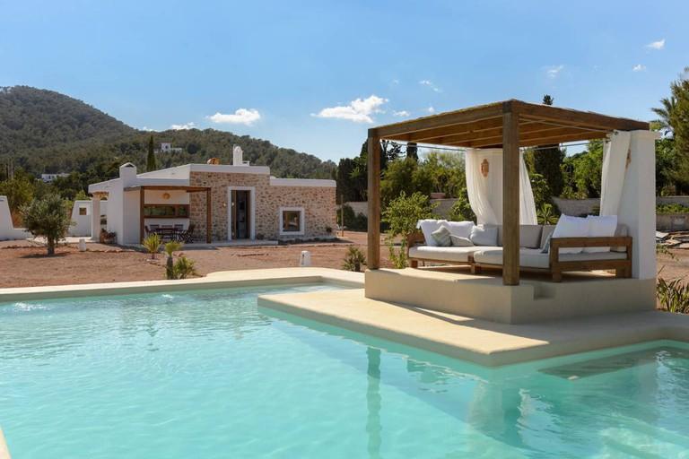 Airbnb - Ibiza cozy villa with swimming pool Villa Harmony