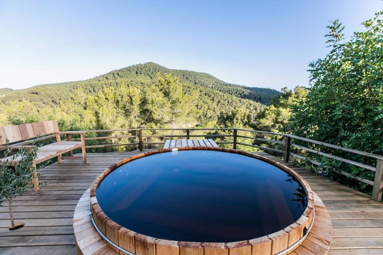 Amazing Villa with Pool and Spa Natural Paradise, Ibiza