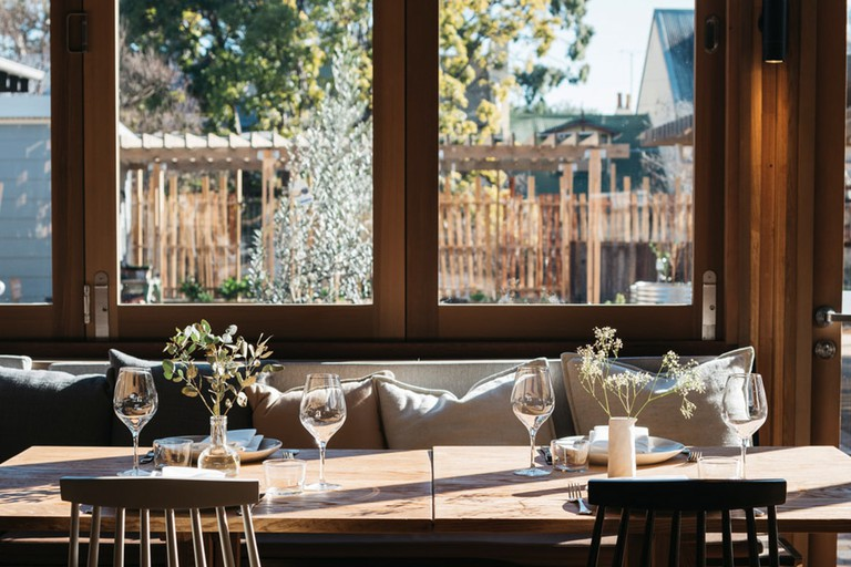 Acre Eatery interior © Acre
