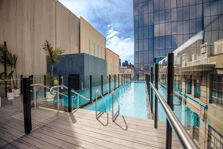 Adelphi Pool
