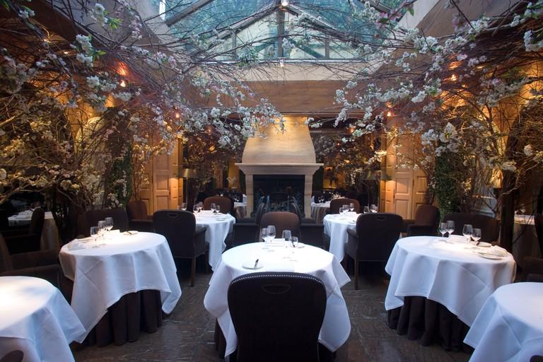 Clos Maggiore Restaurant Covent Garden London