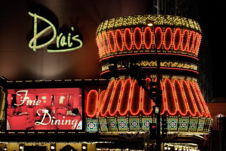 Drais, Las Vegas, Nevada, USA.