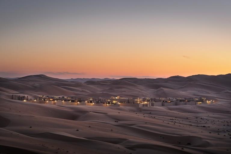 Anatara Qasr al Sarab Desert