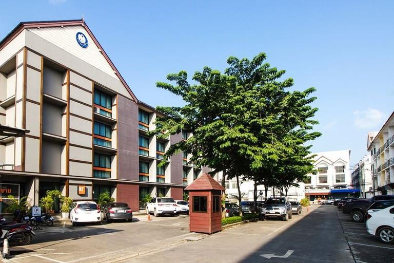 B2 Chiang Rai Hotel