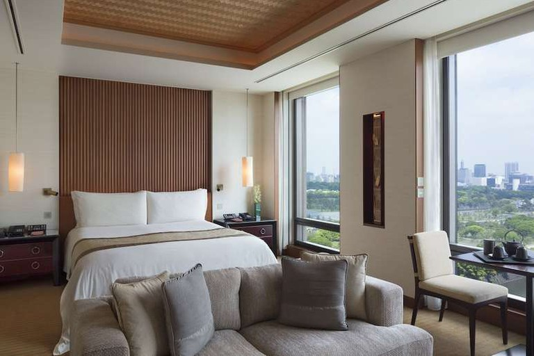 The Peninsula Tokyo houses 267 rooms and 47 suites