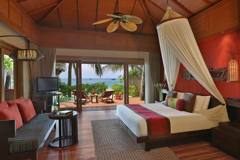 Guest room at Anatara Rasananda Koh Phangan Villas