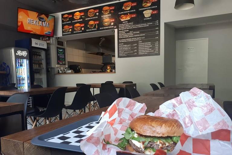 Bart's Burger Warszawa | © Northern Irishman in Poland