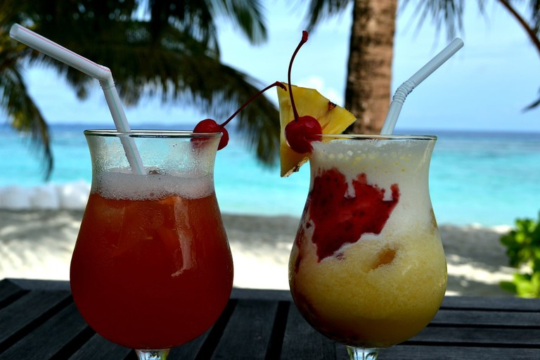 best bars perhentian islands