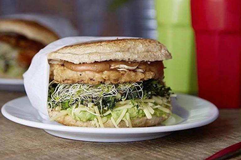 Bliss Burger at Pilgrims © Pilgrims Cronulla