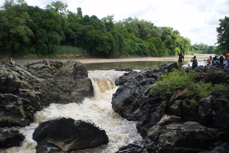 River Benoue