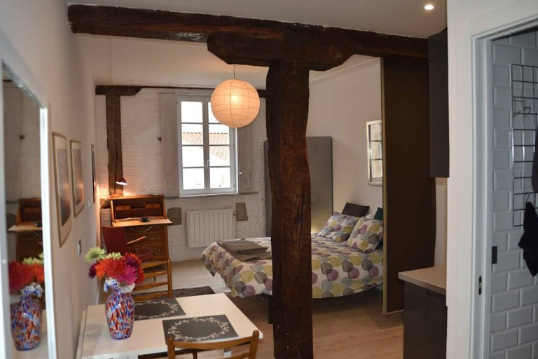 Airbnb - Arenal - Old Town Bilbao - Great view - Couples