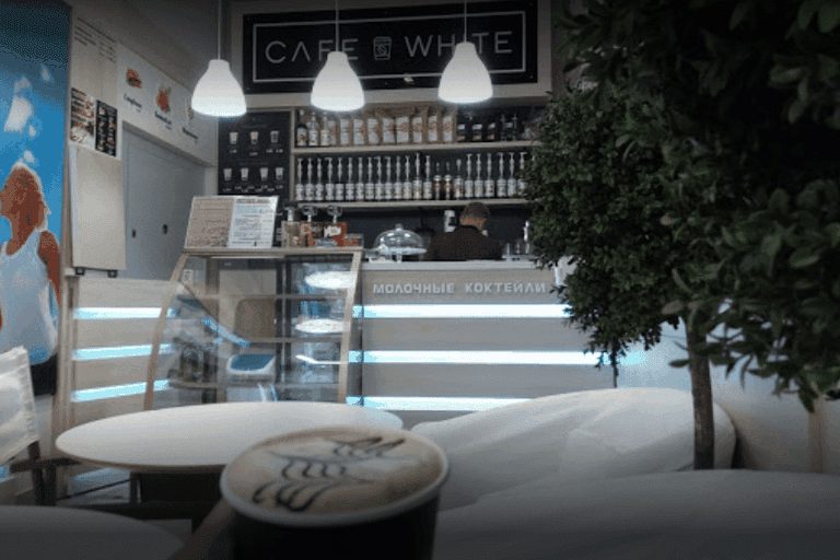 Cafe White Babruysk | © Cafe White Babruysk